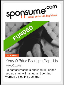 image of crowd funding graphic at Sponsume website